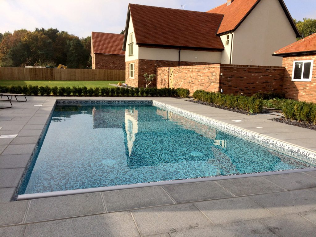 Essex Outdoor swimming pools