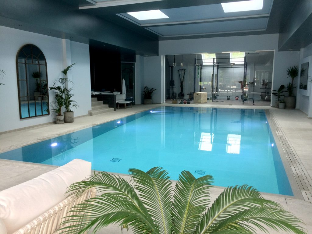 Indoor Pool Build Essex