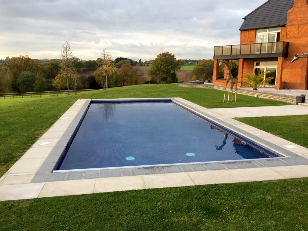 Outdoor pool Essex