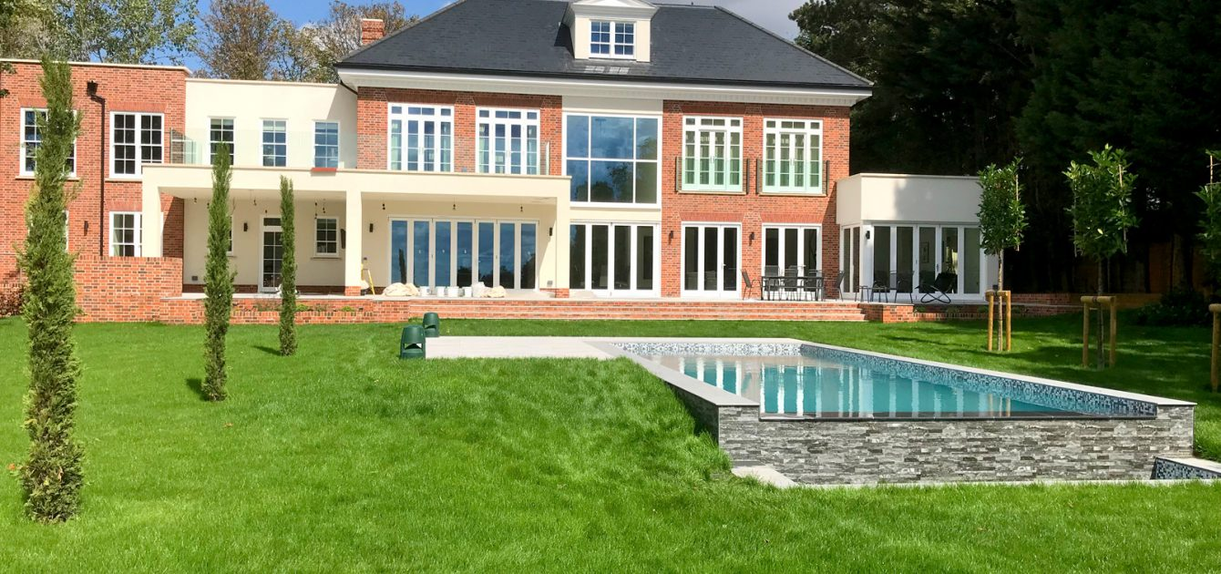 Outdoor Pools Essex